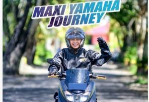 #Maxiyamahajourney #banggaMAXImal tinggal seminggu lagi, bikers Maxi Yamaha masih ada kesempatan menangkan puluhan jadiah menarik