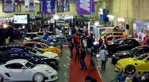 Event modifikasi IMX 2018 yang menyedot banyak perhatian insan otomotif khususnya penggemar modifikasi di Indonesia