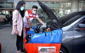 Auto2000 menjelaskan cara mudah mencegah mobil terbakar sendiri di jalan