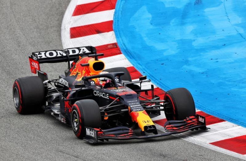 Max Verstappen bersama tim Red Bull Honda siap mendulang kemenangan di GP Hungaroring pada akhir pekan ini
