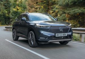 Honda HR-V Hybrid dengan teknologi canggih siap dijual akhir tahun 2021