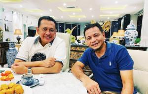 Eddy Saputra (kanan) dan Bamsoet, mengemban tugas menantang sebagai Technical Delegate PON XX Papua