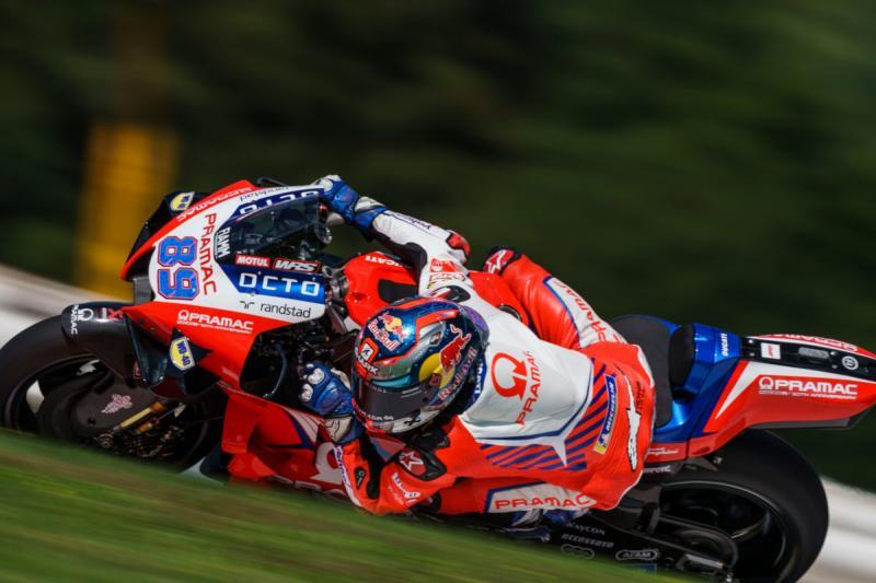 Jorge Martin (Pramac Ducati), pole sitter GP Styrian 2021, adakah tugas khusus di Red Bull Ring? (Foto: speedcafe)
