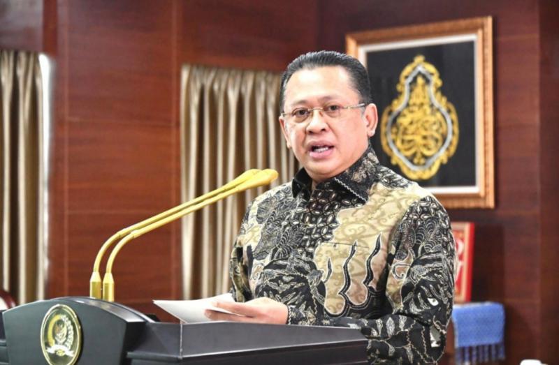 Bamsoet mendukung kebijakan Kapolri hindari perkara yang menghambat pertumbuhan ekonomi nasional