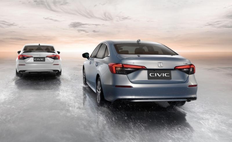 Honda Civic generasi terbaru diluncurkan di Thailand untuk kawasan Asia Oceania