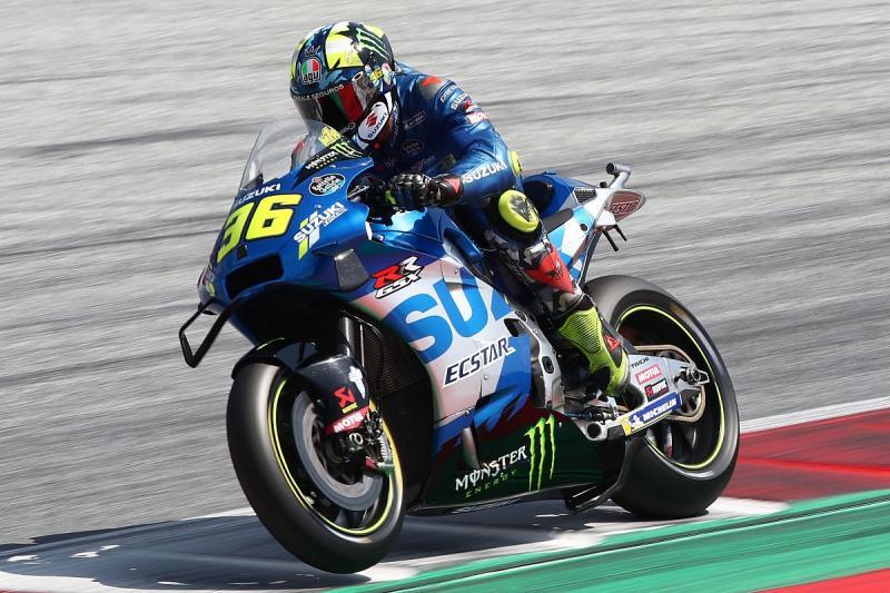 Joan Mir (Suzuki) mulai ikut dalam pertarungan perebutan gelar MotoGP 2021. (Foto: motorsport)