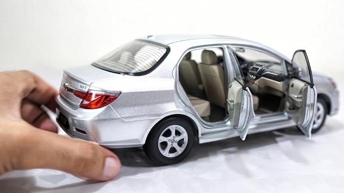 Diecast mobil yang menjadi collector item untuk para penggemar miniatur mobil