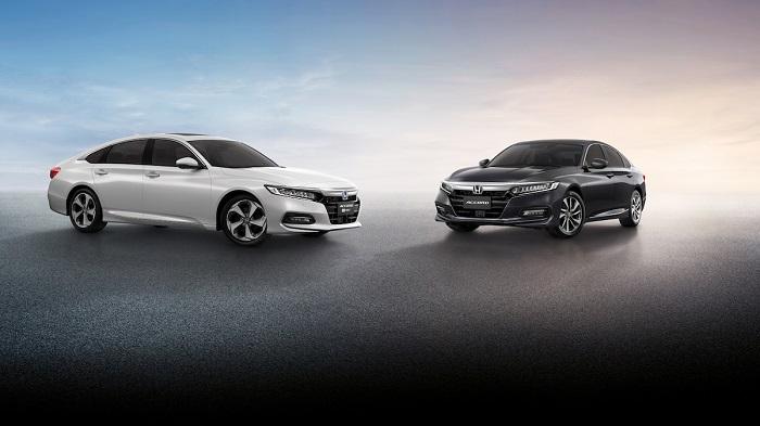 Model New Honda Accord terbaru lebih mewah dan dilengkapi dengan fitur canggih