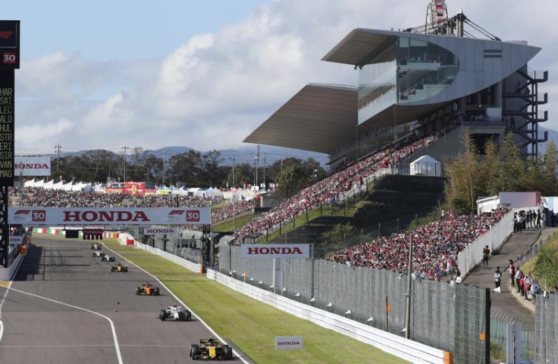 Sirkuit Suzuka milik Honda, lagi-lagi batal gelar GP Jepang pada Oktober mendatang gegara Covid-19. (Foto: japantoday)