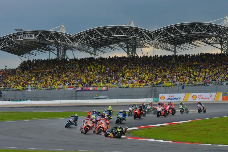 MotoGP di Sirkuit Sepang, Malaysia, batal lagi tahun ini. (Foto: roadracingworld)