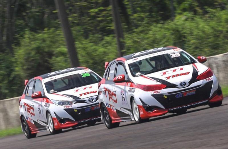 Toyota Team Indonesia akan dilebur menjadi Toyota Gazoo Racing Indonesia. (foto : TTI)