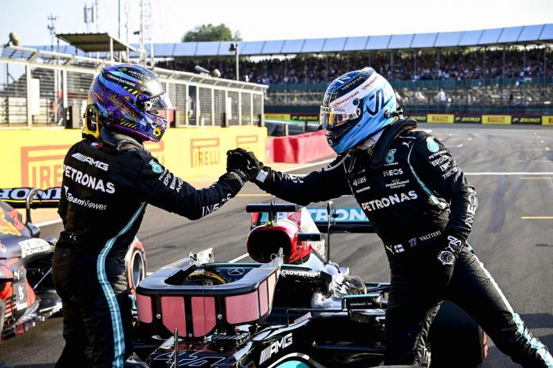 Soliditas Lewis Hamilton - Valtteri Bottas di tim Mercedes, akankah berlanjut ke musim 2022? (Foto: mercedes)
