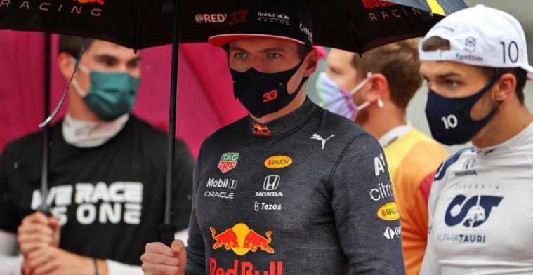Max Verstappen (tengah) asal Belanda andalan tim Red Bull Honda. (Foto: gpblog)