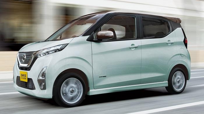 Salah satu model Kei Car Nissan yang sementara disiapkan untuk Jepang