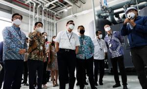 Pabrik PT Hyundai Motor Manufacturing Indonesia Resmi Memulai Produksi Oksigen