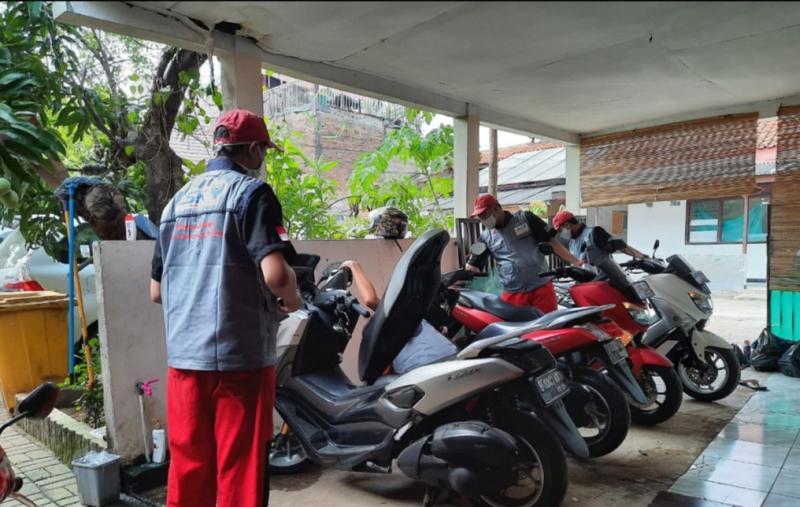 Servis mudah dengan Aplikasi My Yamaha Motor untuk sepeda motor Anda