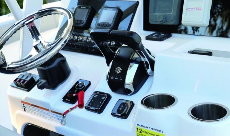 Suzuki resmi meluncurkan aksesoris mesin tempel kapal di Cannes Yachting Festival, Prancis