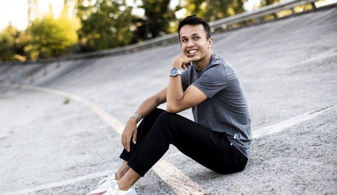 Alex Albon (Thailand), kembali ke grid F1 musim 2022 bersama tim Williams. (Foto: redbullcontentpool)
