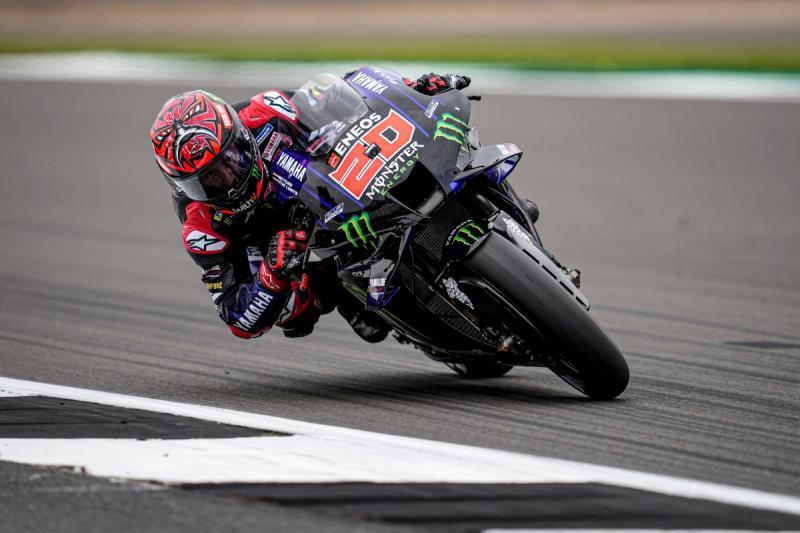 Fabio Quartararo (Prancis/Yamaha). Foto: (yamaharacing)