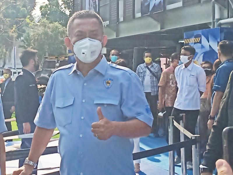 H Prasetyo Edi Marsudi SH, Formula E Jakarta jangan dipaksakan situasi masih pandemi