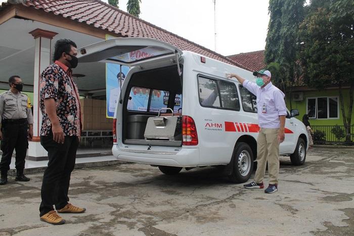 Aksi AHM dalam mendukung berbagai program kesehatan di berbagai wilayah yang membutuhkan