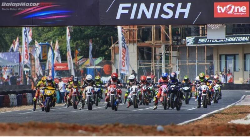 Kejurnas balap motor Oneprix Championship putaran 2 siap digelar 18-19 September di SIKC, Bogor. (foto : balapmotor.net)