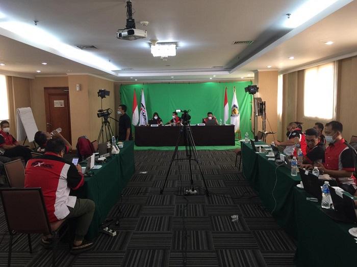 Musyawarah Nasional X-MOC dalam rapat pertanggungjawaban pengurus diadakan di Jakarta Selatan