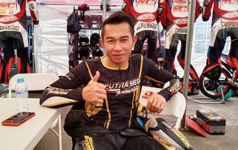 Fitriansyah Kete, ditargetkan tim bisa naik podium pada putaran 2 Oneprix 2021 di sirkuit Sentul Bogor akhir pekan ini