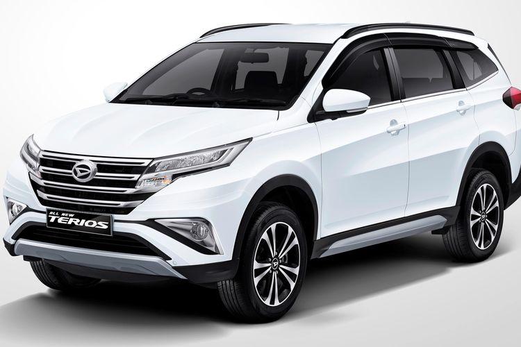 All New Daihatsu Terios baru lebih hemat bahan bakar dan ramah lingkungan