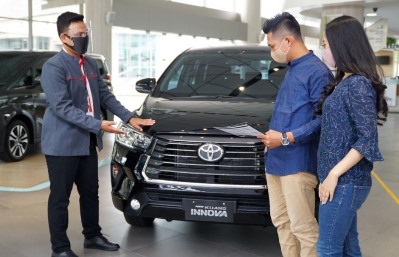 Auto2000 memberikan solusi bagi AutoFamily yang sudah terlanjur booking mobil Toyota sebelum 18 September 2021