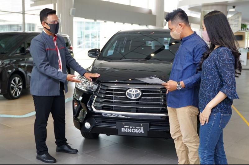 Auto2000 merilis daftar harga mobil baru Toyota yang peroleh diskon PPnBM 100 persen
