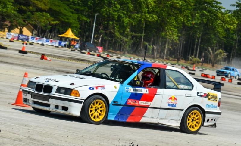 Latber Tarmac Rally Zone, mampu obati dahaga komunitas balap Indonesia