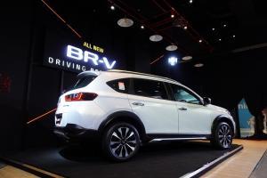 Tampilan ciamik All New Honda BR-V sebagai SUV 7-seater yang mengakomodir kebutuhan sebagai mobl keluarga