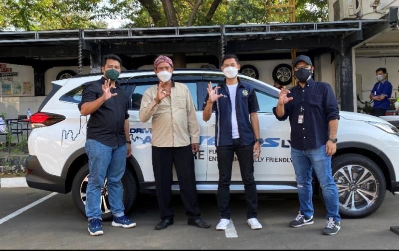 Daihatsu berkesempatan ajak Sahabat Klub untuk menjajal fitur kekinian Daihatsu Terios