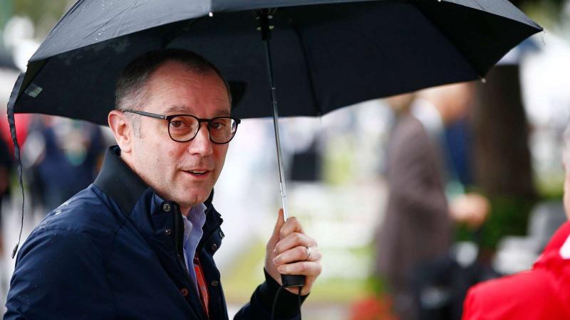 CEO F1 Stefano Domenicali (Italia), insiden Verstappen dan Hamilton angkat F1 semakin diminati pononton. (Foto: ist)