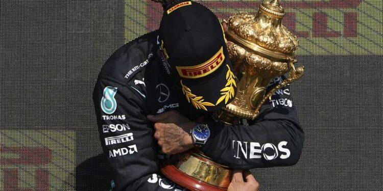 Lewis Hamilton (Inggris/Mercedes) berpeluang cetak rekor kemenangan kali ke-100 di F1. (Foto: zyri)