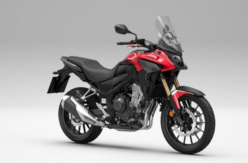 Motor baru Honda Honda CB500X sebagai tunggangan adventure yang nyaman dan tangguh