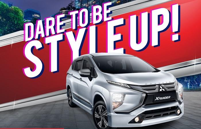 Mitsubishi siapkan program khusus untuk percantik Xpander milik konsumen