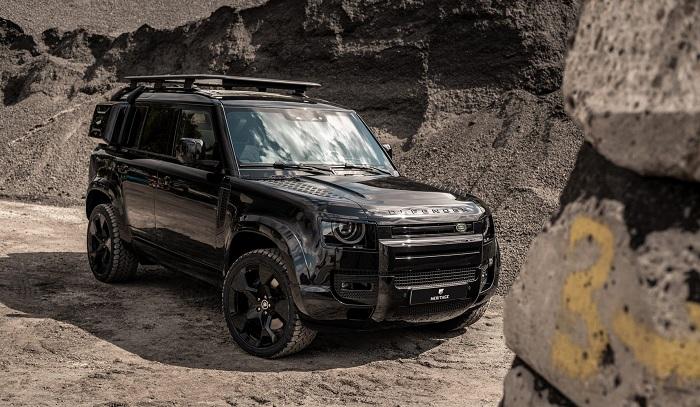 Land Rover keren garapan Heritage Custom yang sangat eksklusif