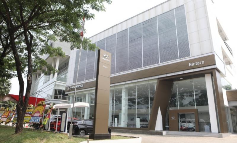 Hyundai Bintaro menjadi dealer ke-53 PT Hyundai Motor Indonesia