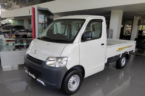 Gran Max yang menjadi salah satu kontributor terbesar penjualan Daihatsu