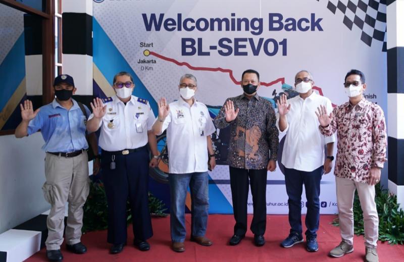 Bamsoet bersama pejabat dari Kementerian Perhubungan RI membahas 3 regulasi untuk pengembangan otomotif Indonesia