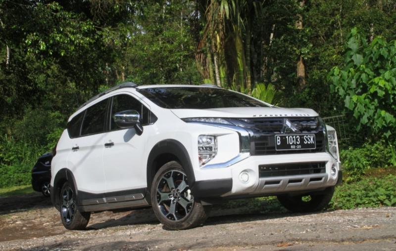 Mitsubishi berhasil menjual 8.930 unit kendaraan di September 2021