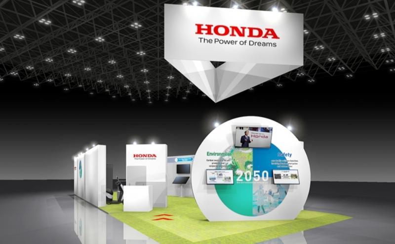 Gagasan terrbaru Honda diperkenalkan di Intelligent Transport System World Congress 2021