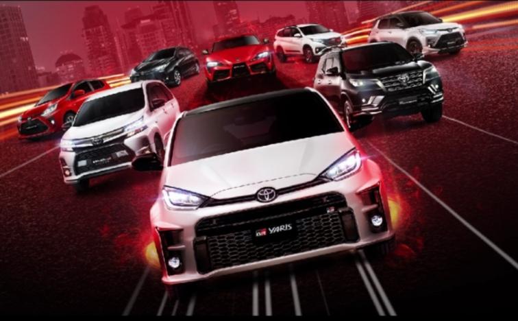 Toyota perluas pilihan dengan menghadirkan Toyota Gazoo Racing di Indonesia sebagai brand baru untuk menjawab kebutuhan mobilitas berjiwa sporty. (foto :GR)