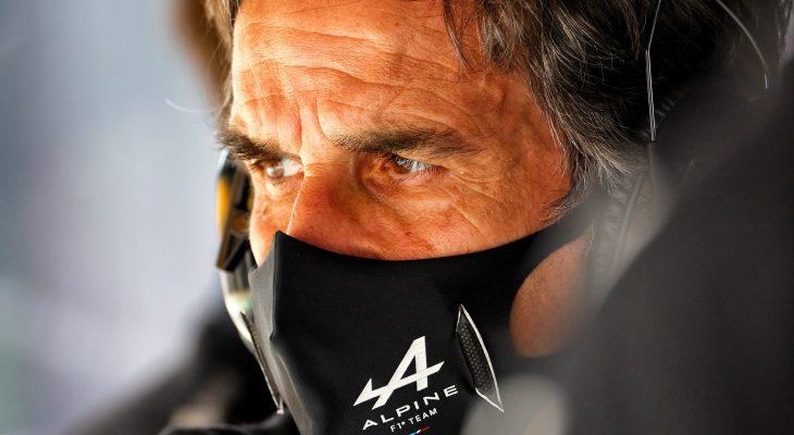 Davide Brivio (Italia) tak betah menjabat Racing Director di tim balap F1. (Foto: grandpxnews)