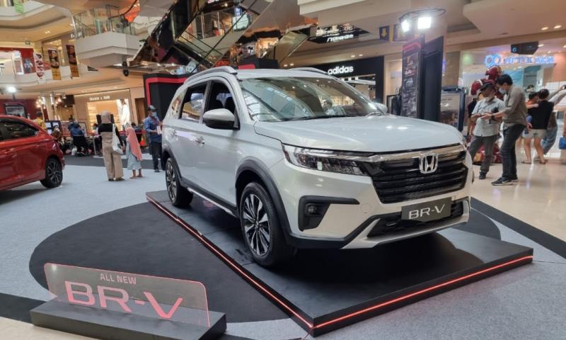 All New Honda BR-V menyambangi Kota Semarang untuk pertama kalinya, ikuti Honda Auto Show di Paragon Mall