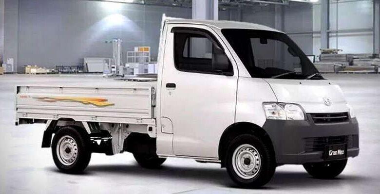 Daihatsu Gran Max, mobil komersial yang menjadi partner bisnis angkutan ringan