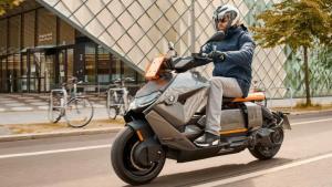 Salah satu inovasi motor listrik BMW untuk pasar otomotif