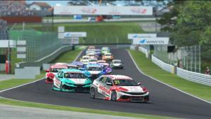 Jaka Siswoyo ganti jadi pemenang kelas Master putaran 5 Honda Racing Simulator Championship 2021